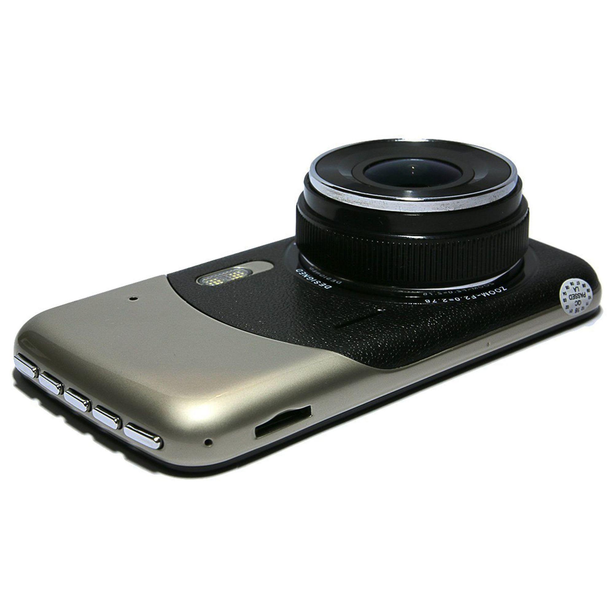 CREATONE Creatone Autokamera / Dashcam mit Full HD 1080p inkl. Rückfahrkamera »DVR5000FHD«