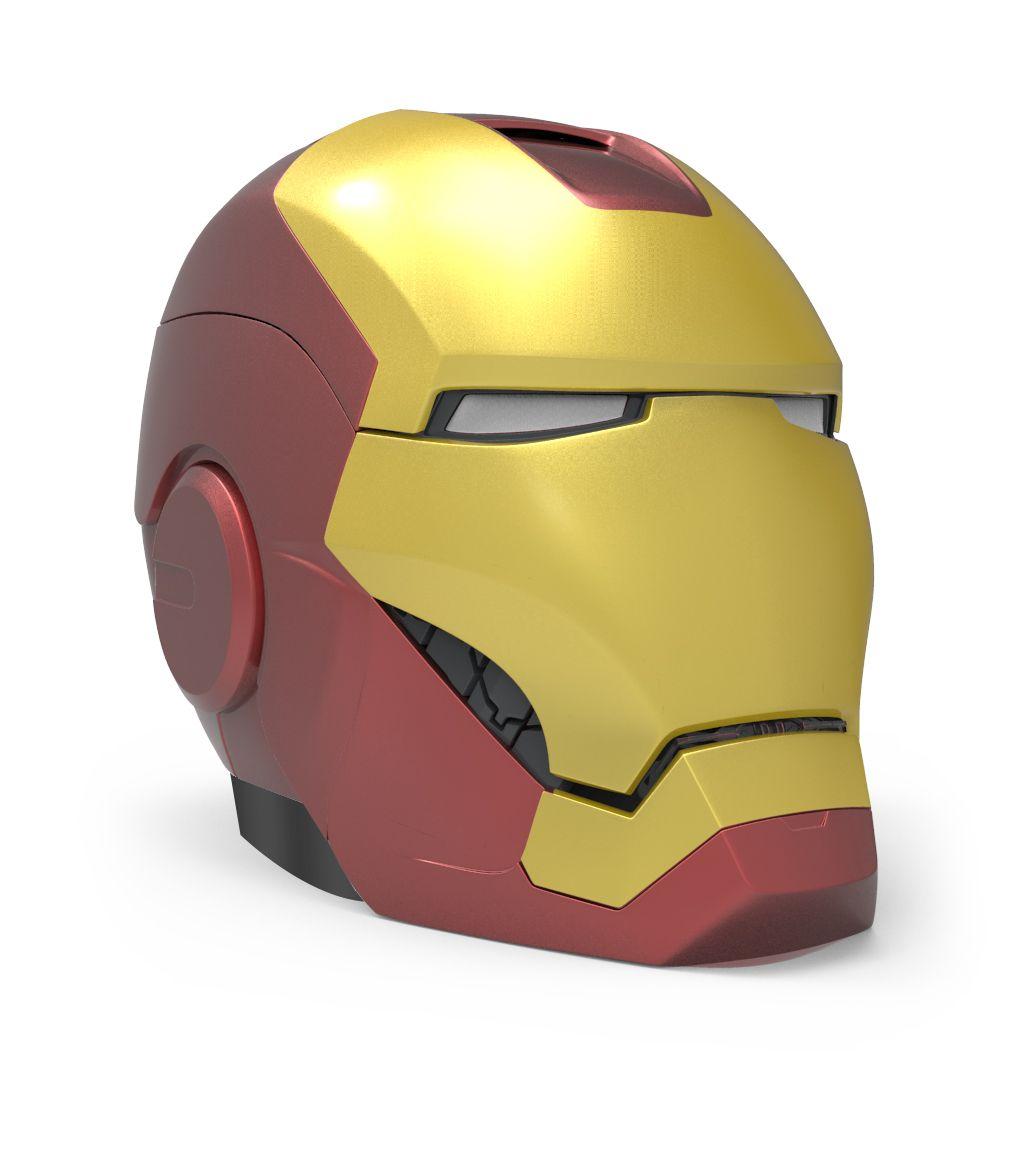 EKIDS eKids Bluetooth Lautsprecher im Ironman Design »Marvel Vi-B72IM«
