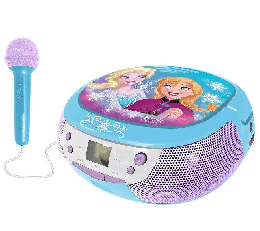 EKIDS eKids CD BoomBox mit Mikrofon »Frozen FR-430«