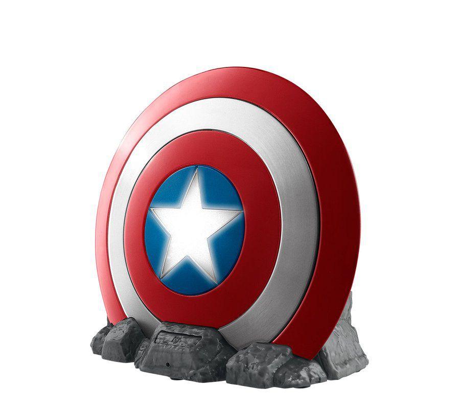 EKIDS eKids Bluetooth Lautsprecher im Captain America »Marvel Vi-B72CA«