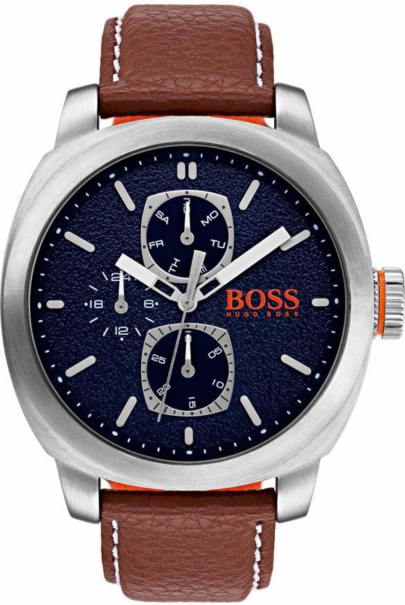 BOSS ORANGE Boss Orange Multifunktionsuhr »Cape Town, 1550027«