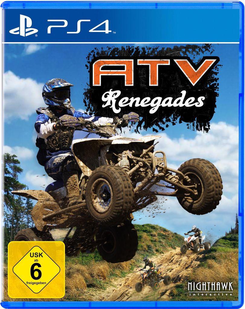 UI ATV Renegades (PS4)