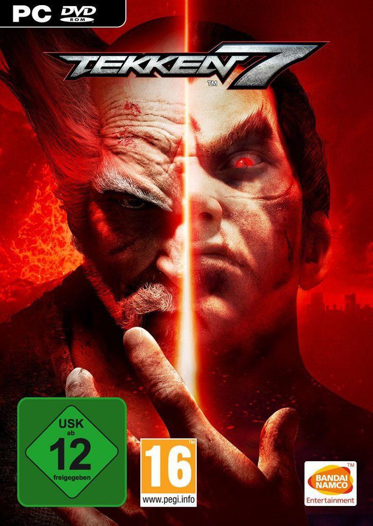 BANDAI Bandai PC - Spiel »Tekken 7«