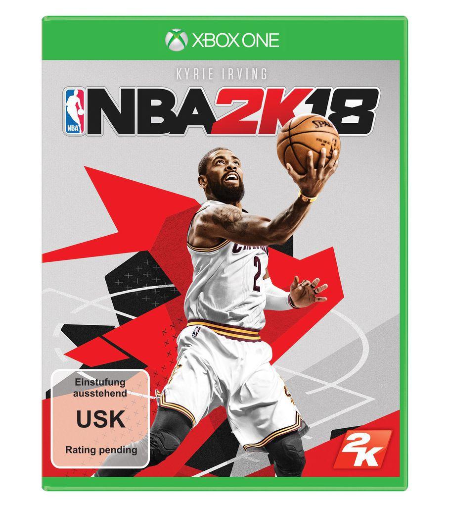 2K  XBOX One - Spiel »NBA 18«