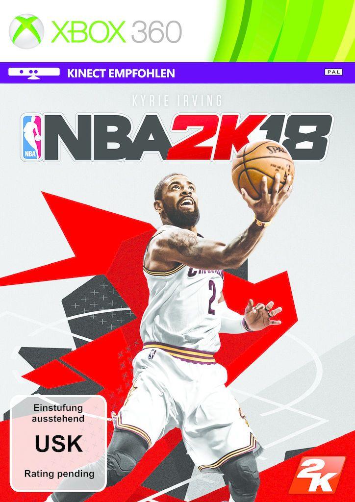 2K  XBOX 360 - Spiel »NBA 18«