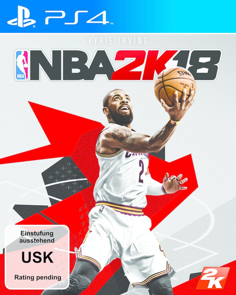 2K  Playstation 4 - Spiel »NBA 18«