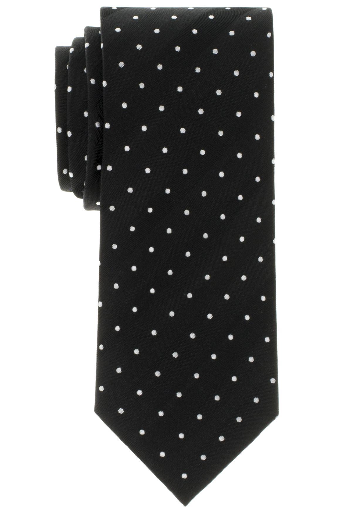 ETERNA  Krawatte »breit getupft«