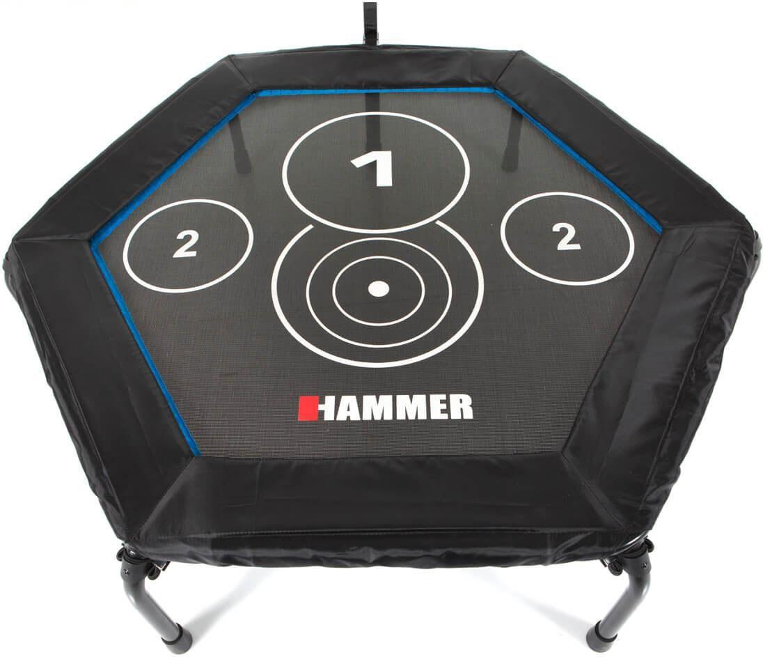 HAMMER Hammer Fitness-Trampolin, »Cross Jump«