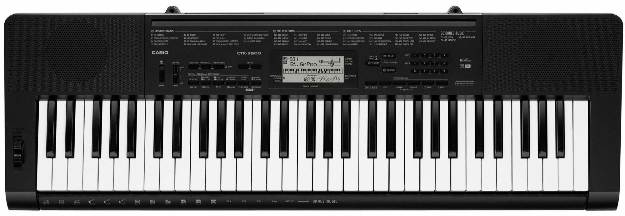 CASIO Casio® Keyboard, »CTK 3500K7«