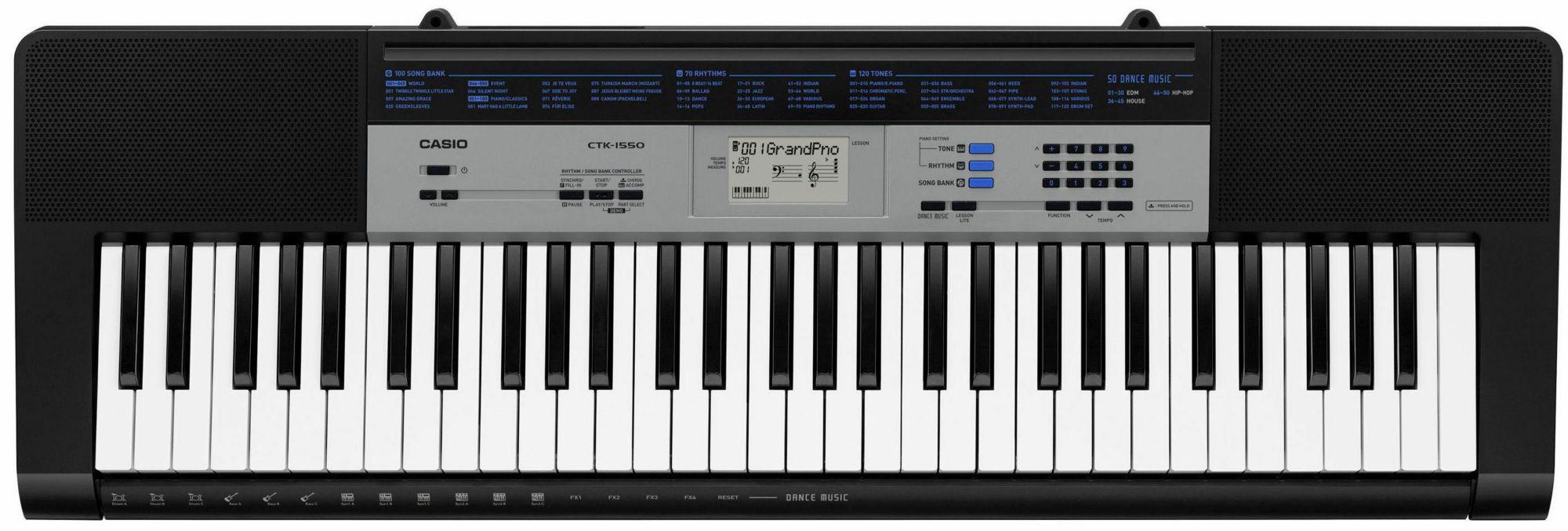 CASIO Casio® Keyboard, »CTK 1550AD«