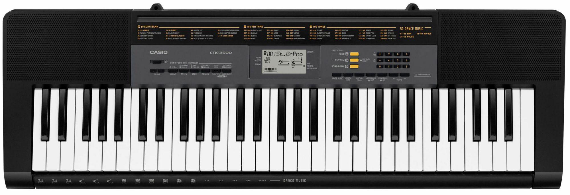 CASIO Casio® Keyboard, »CTK 2500K7«