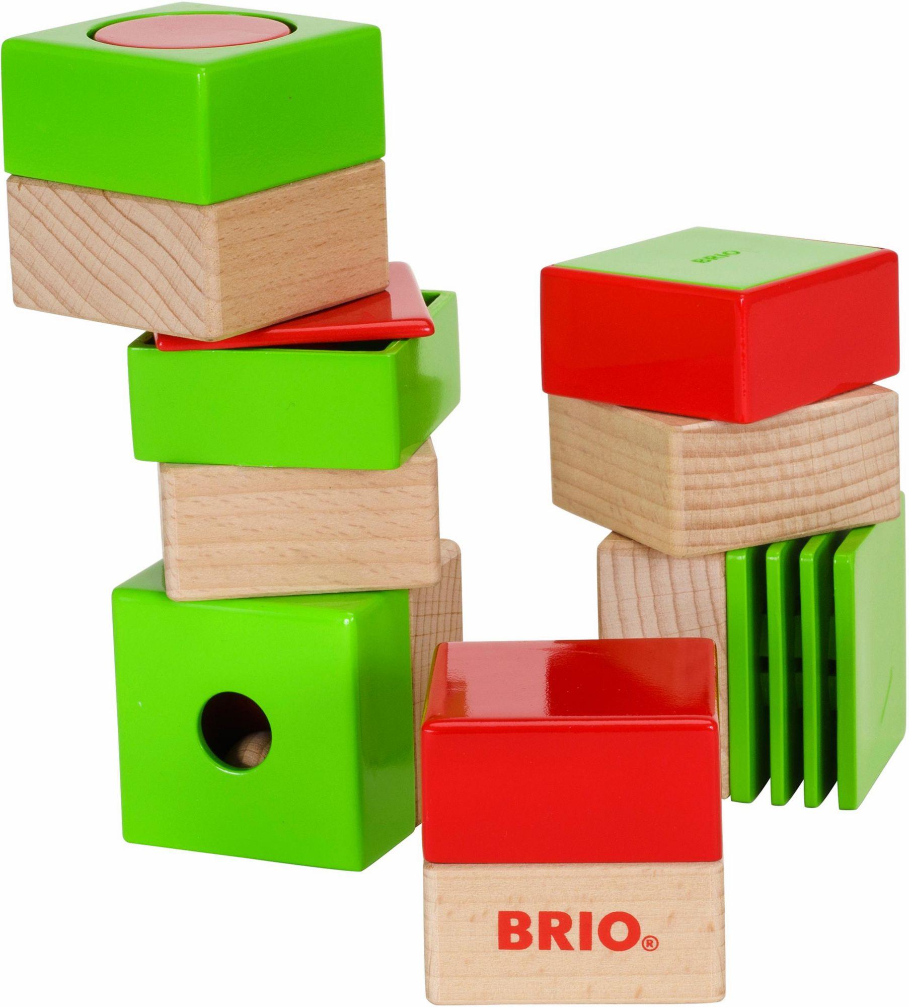 BRIO Brio Bausteine, »Sensorik Steine«