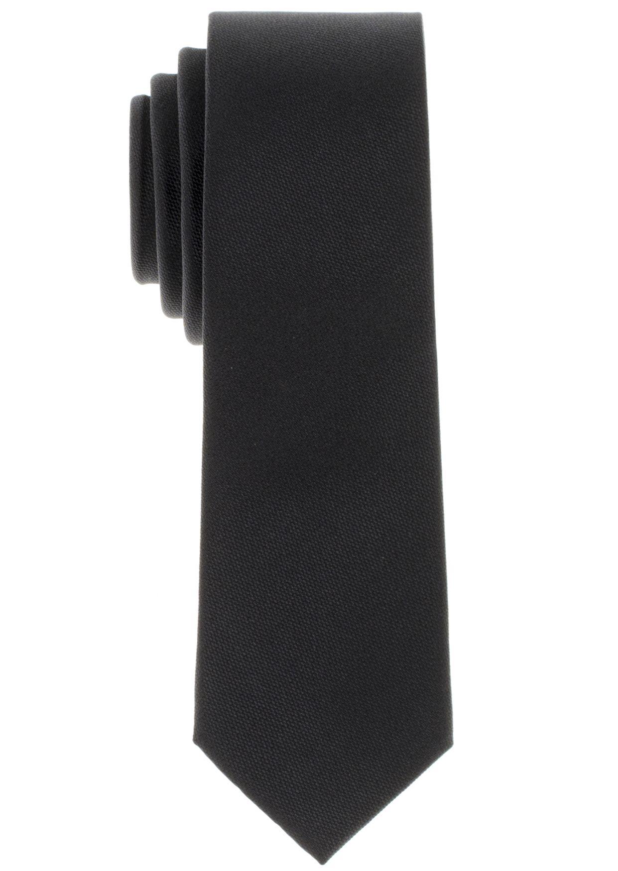 ETERNA  Krawatte »schmal unifarben«