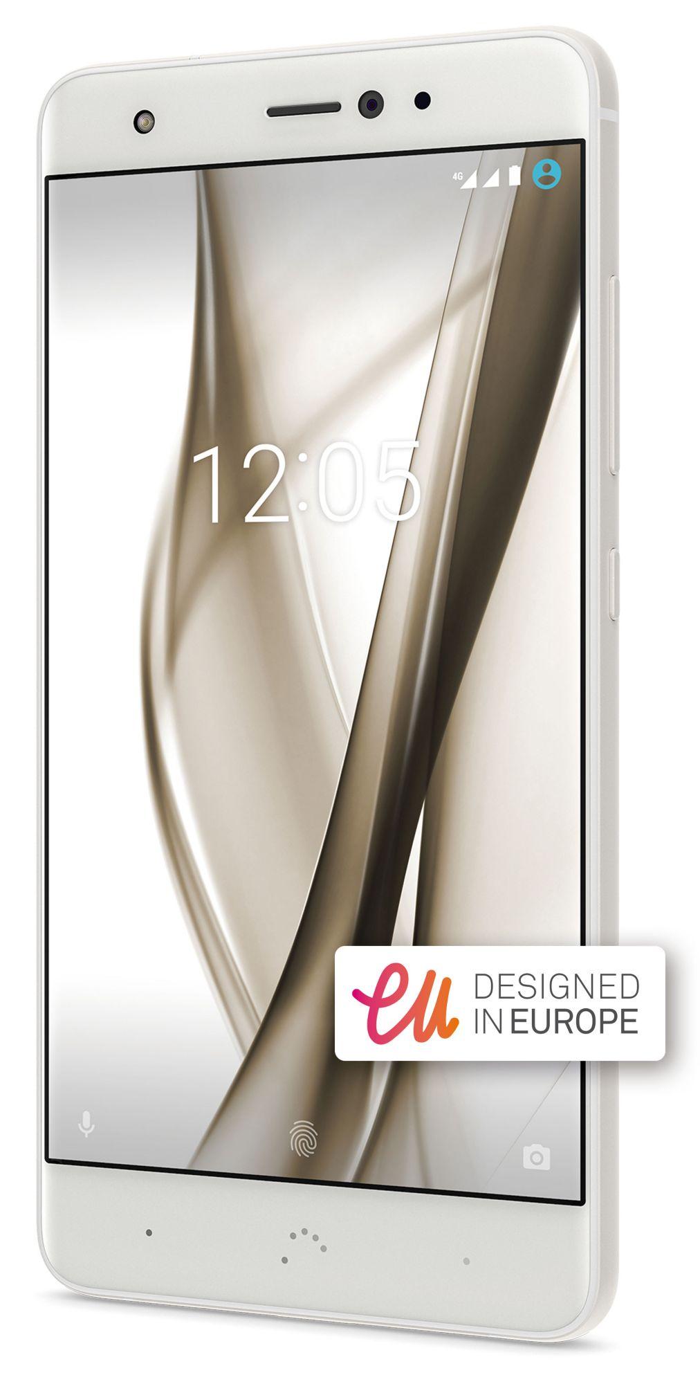 BQ bq Smartphone mit Dual Nano SIM & Android 7.1.1 Nougat »Aquaris X Pro 64+4«