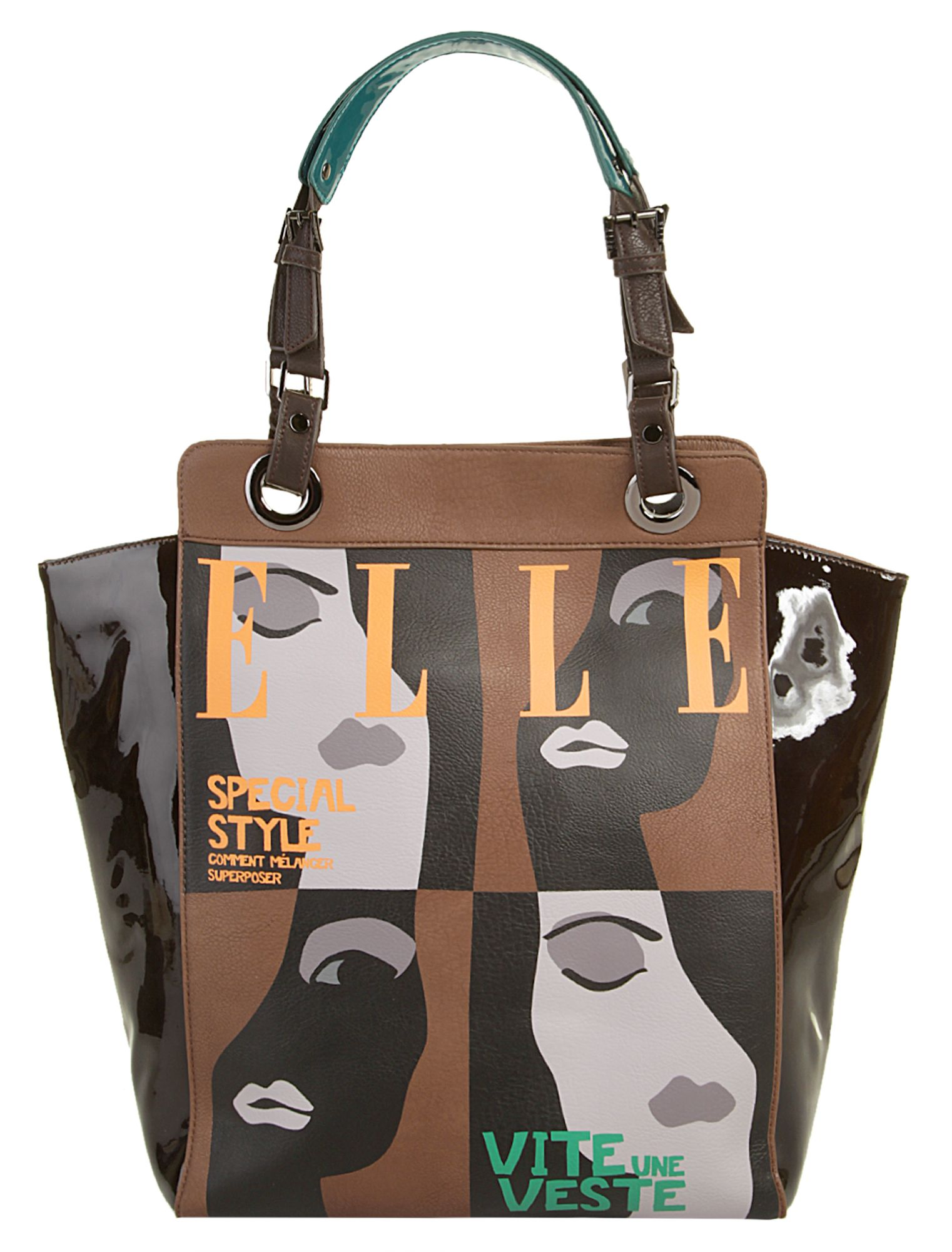 ELLE  Damen Shopper