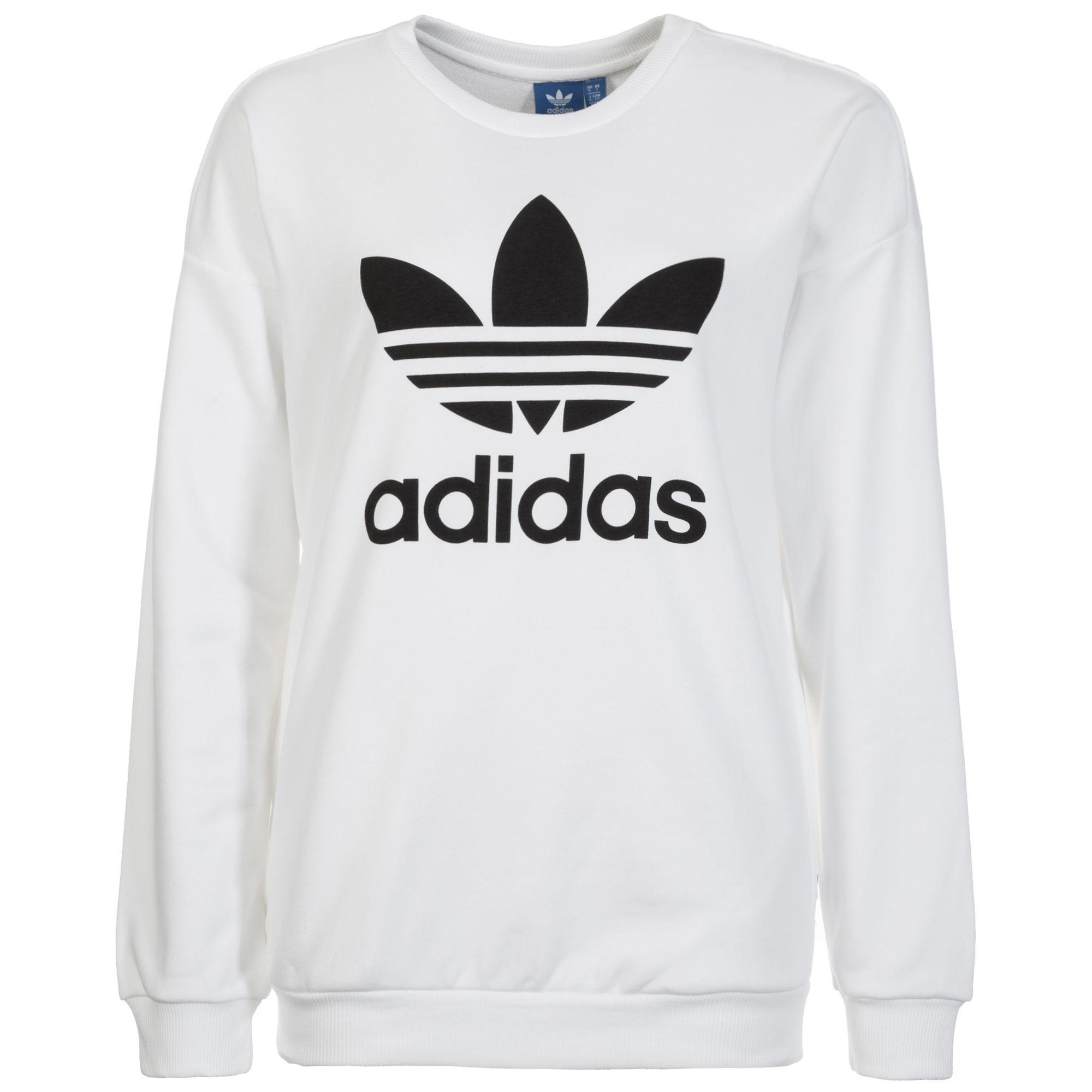 ADIDAS ORIGINALS adidas Originals Trefoil Sweatshirt Damen