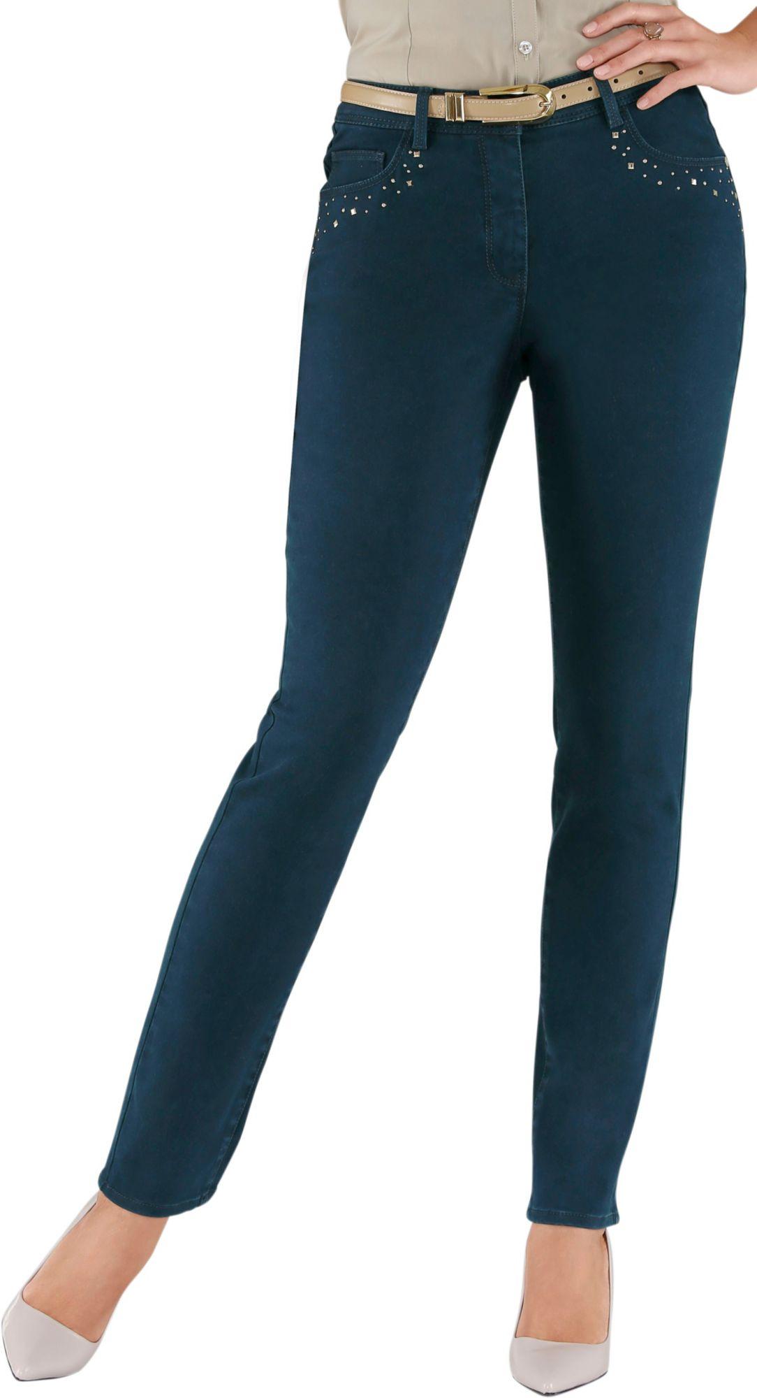 ALESSA W Alessa W. Jeans in klassischer 5-Pocket-Form