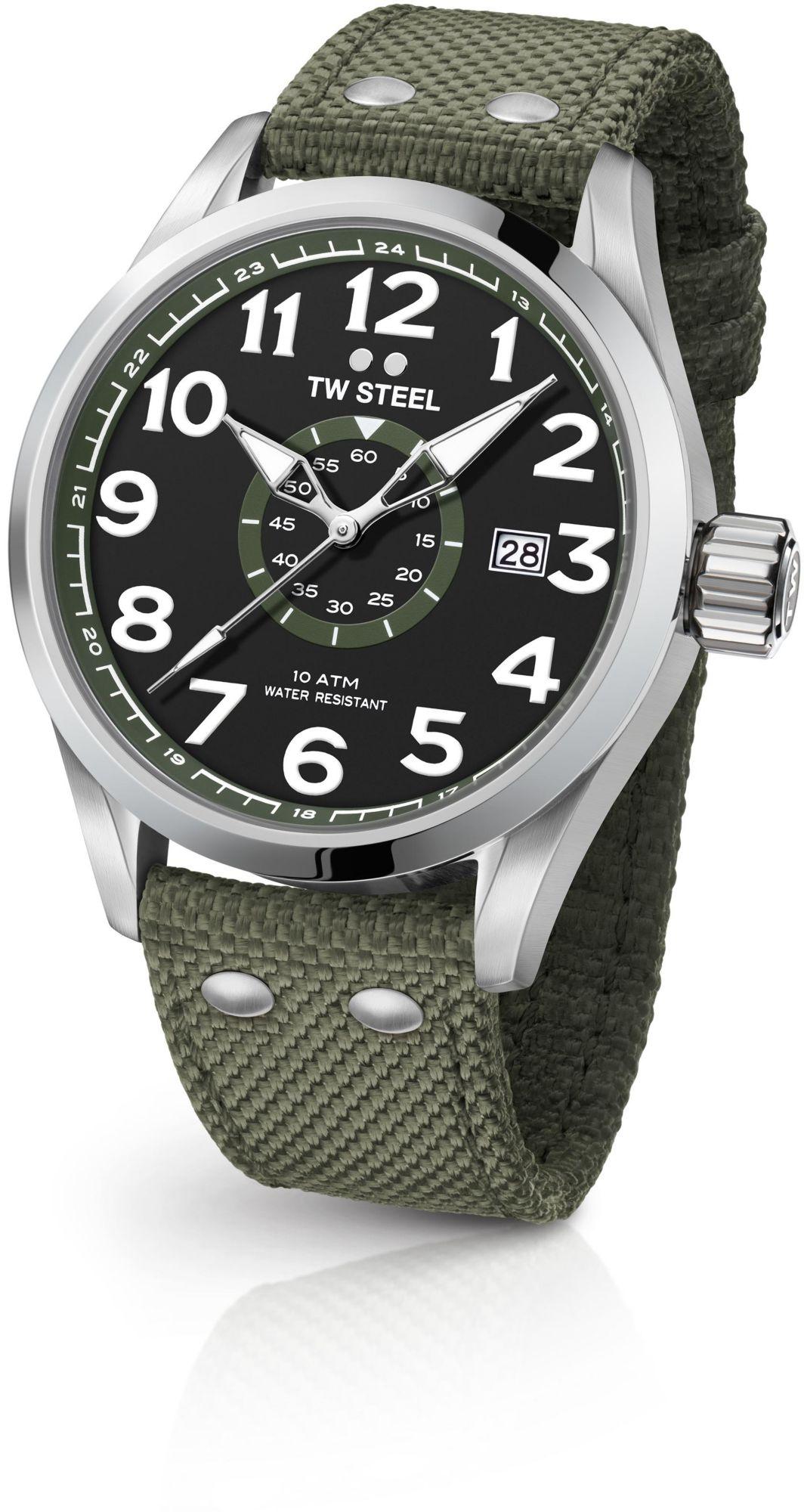TW STEEL -Uhr TW Steel Oliv