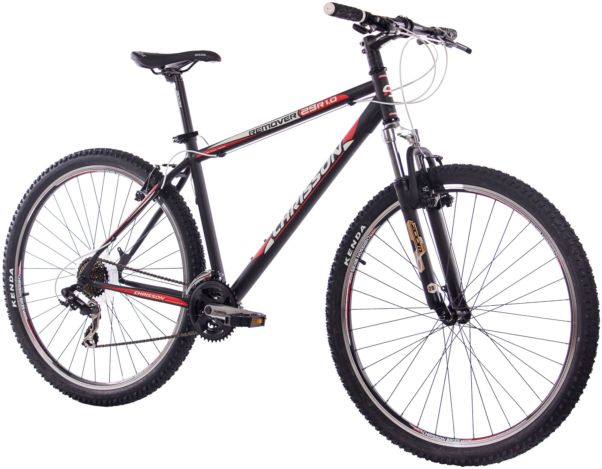 CHRISSON  Mountainbike »REMOVER«, 29 Zoll, 21 Gang, V-Brakes