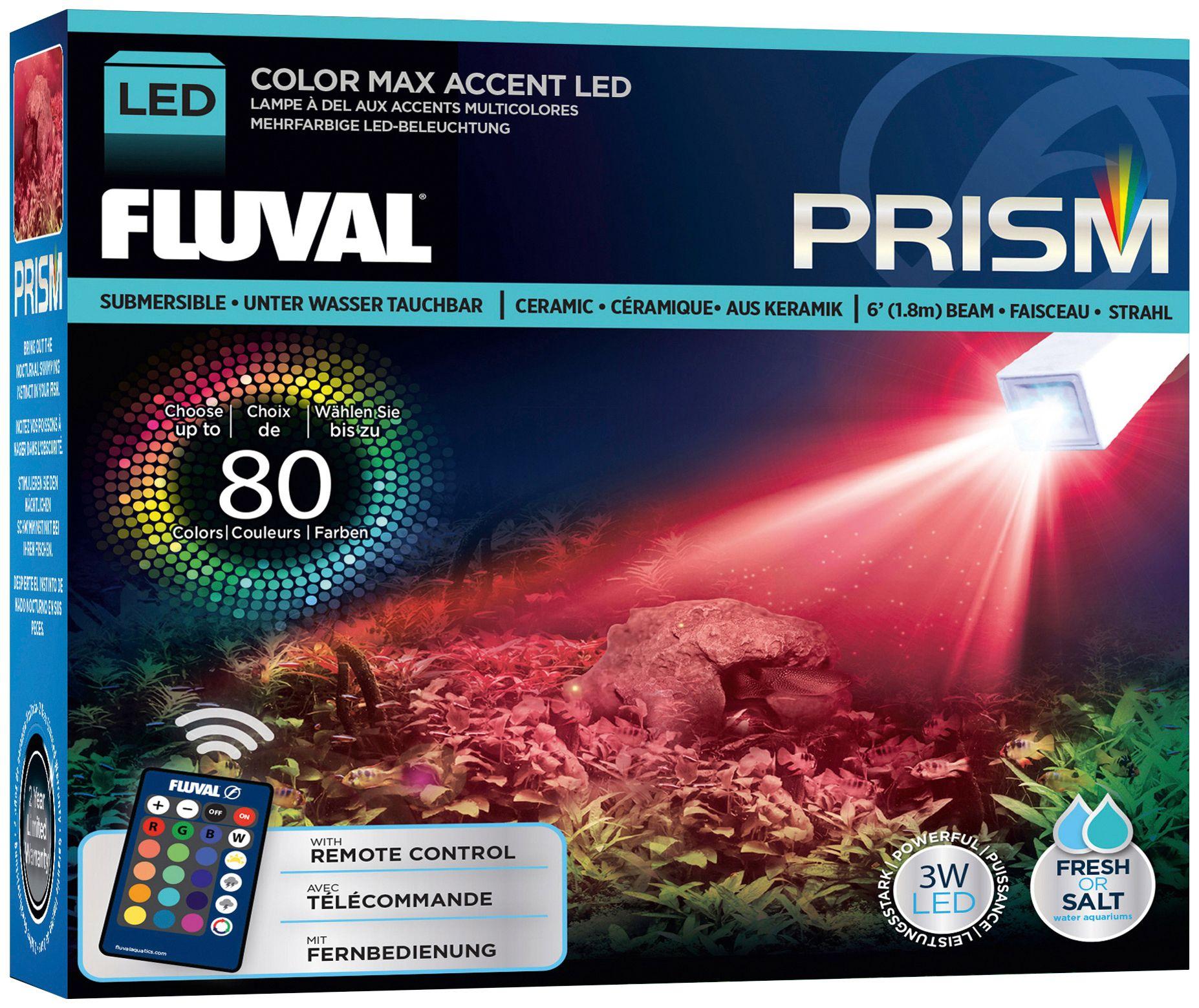 FLUVAL Fluval LED-Aquarien-Beleuchtung »PRISM Keramik LED Spot«