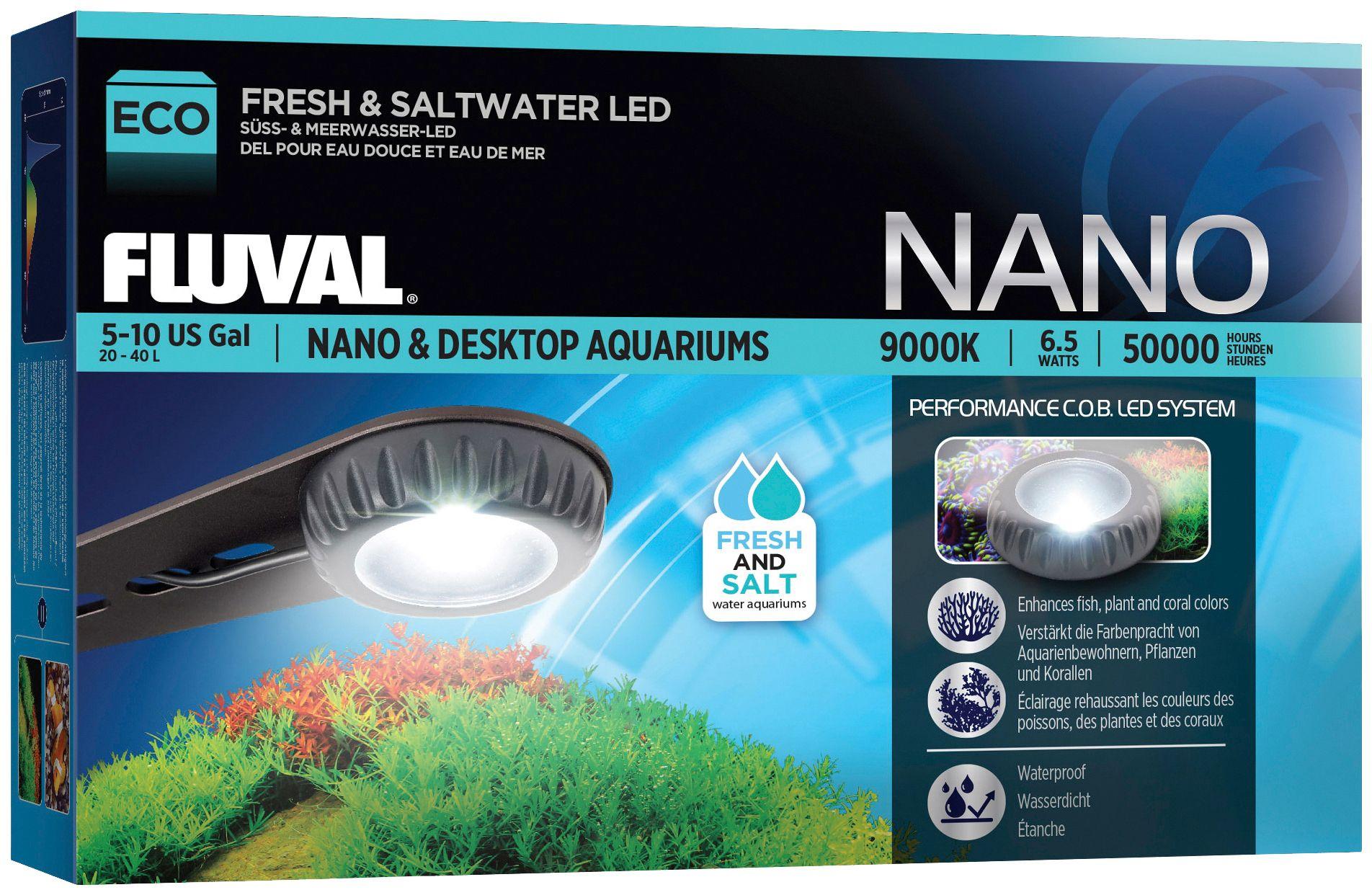 FLUVAL Fluval Aquarium LED-Beleuchtung »Nano LED«