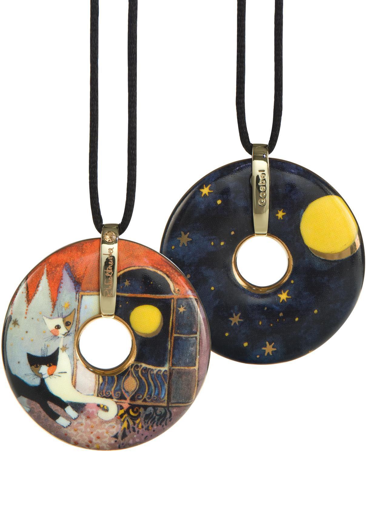 GOEBEL Goebel Kette mit Anhänger »Amici della luna, 66851471«