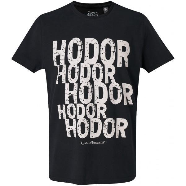 GOZOO Gozoo T-Shirt »Game of Thrones - Hodor«