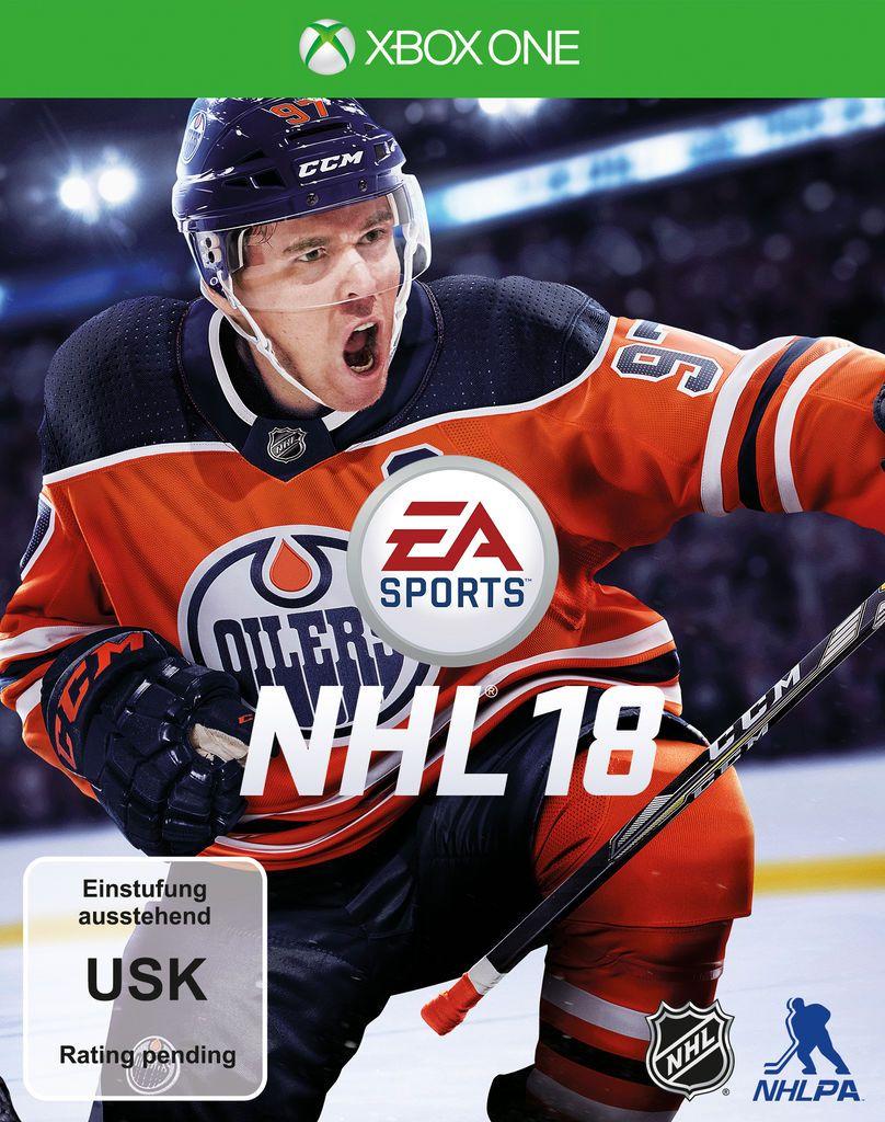 ELECTRONIC ARTS Electronic Arts XBOX One - Spiel »NHL 18«