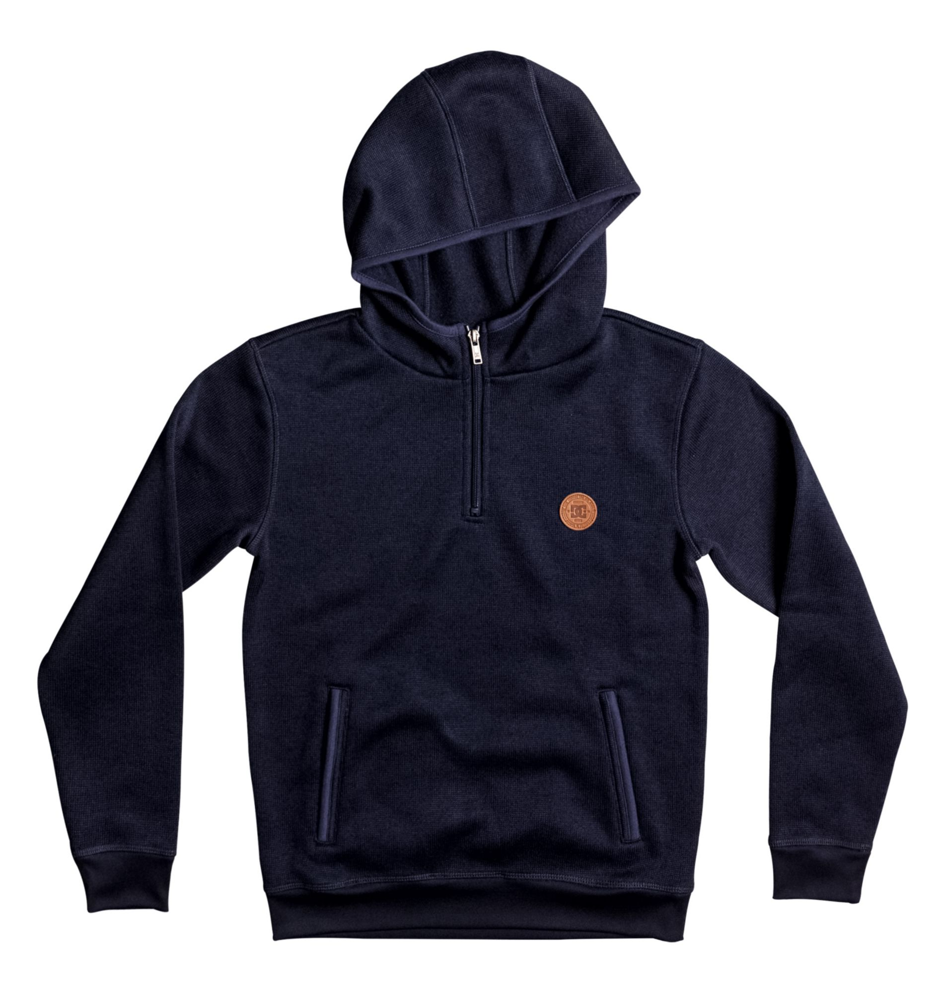 DC SHOES DC Shoes Fleece-Hoodie »Elby«
