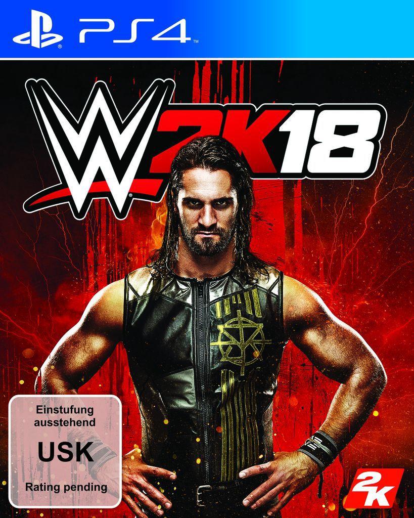 2K  Playstation 4 - Spiel »WWE 18«