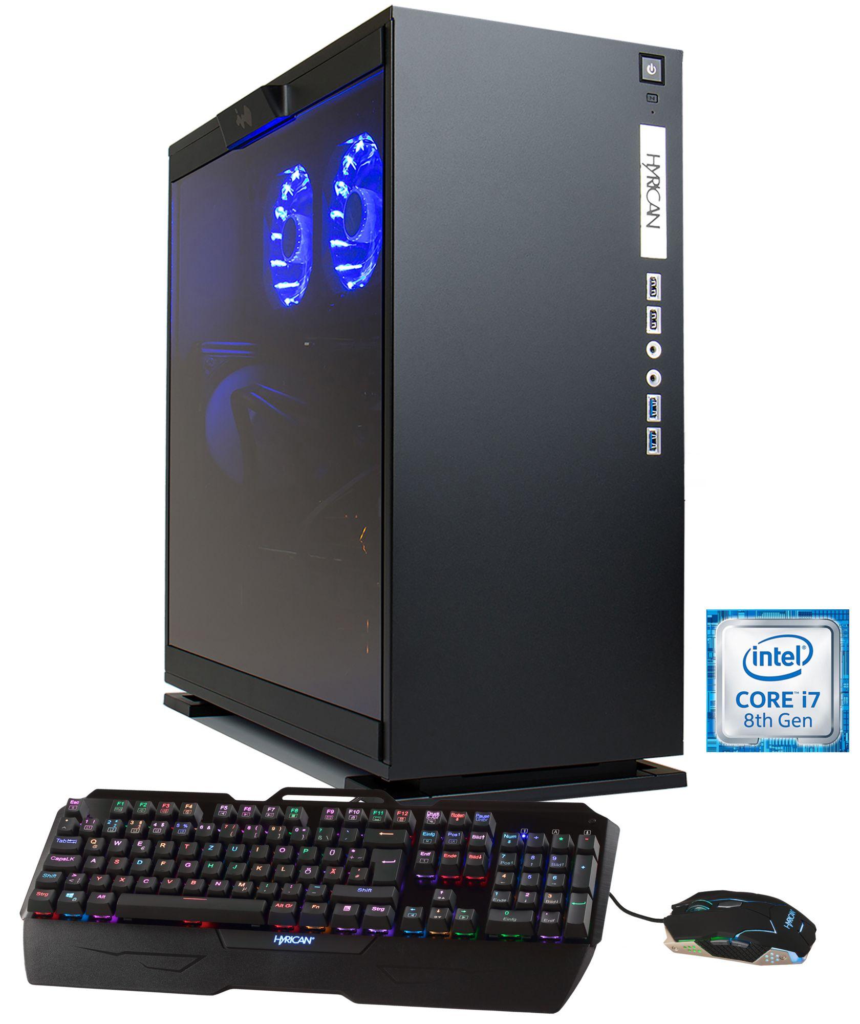 HYRICAN Hyrican Aorus PC Intel® i7-7800X, 32GB, SSD + HDD, GeForce® GTX 1080 »5616 Wasserkühlung«