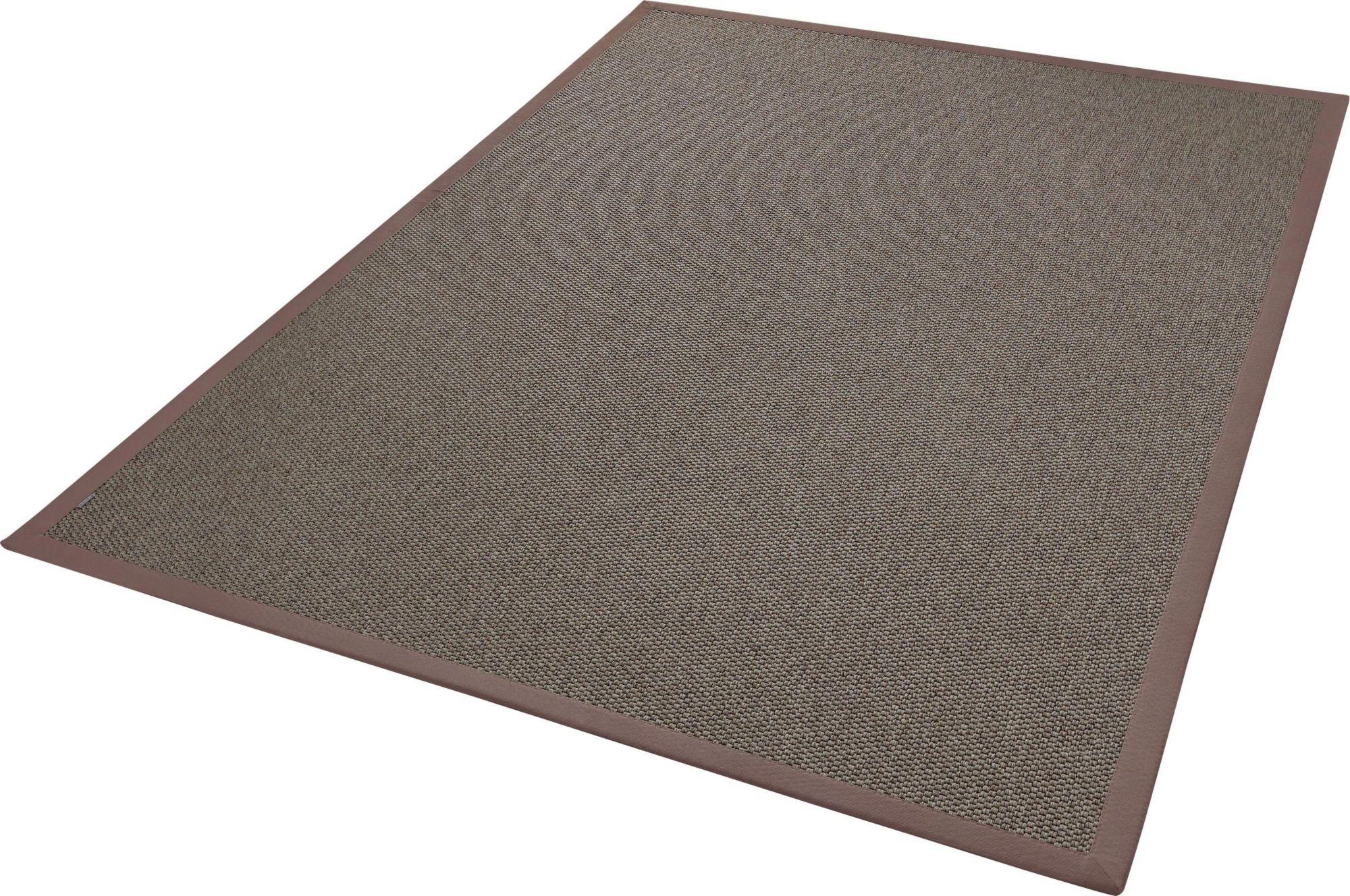 DEKOWE Teppich, »Naturana Panama«, Dekowe, rechteckig, Höhe 8 mm, maschinell gewebt