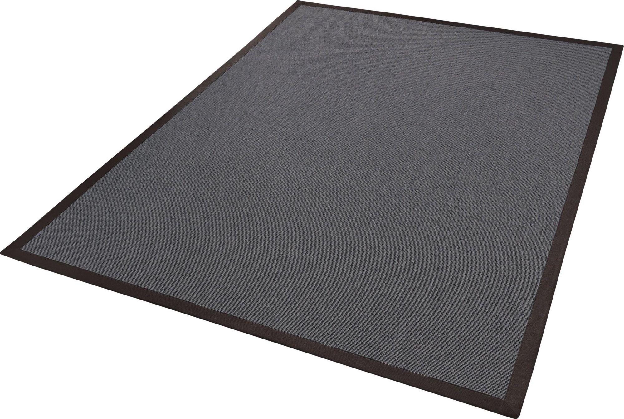 DEKOWE Teppich, »Naturana Rips«, Dekowe, rechteckig, Höhe 8 mm, maschinell gewebt