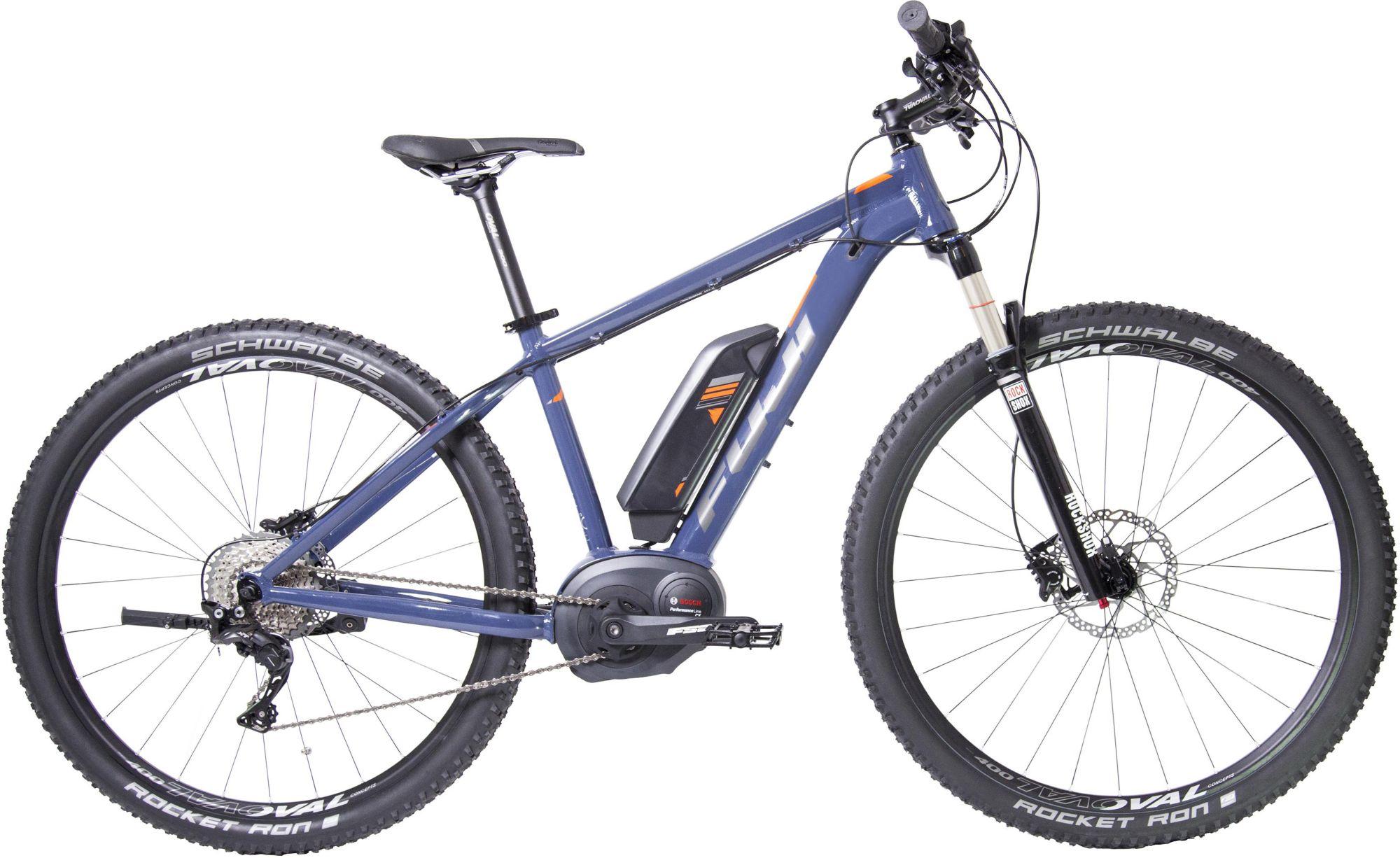 FUJI Fuji Herren MTB E-Bike Mittelmotor 36V/250W, 29 Zoll, 11 Gang Shimano Deore XT, »AMBIENT 1.1«