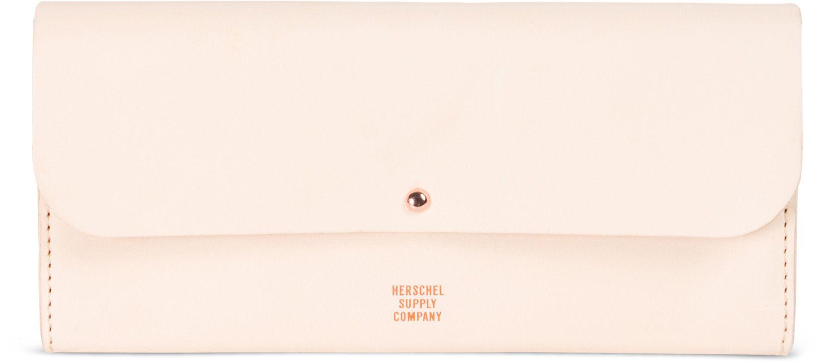 HERSCHEL Herschel Geldbörse, »Distance, Natural Leat«