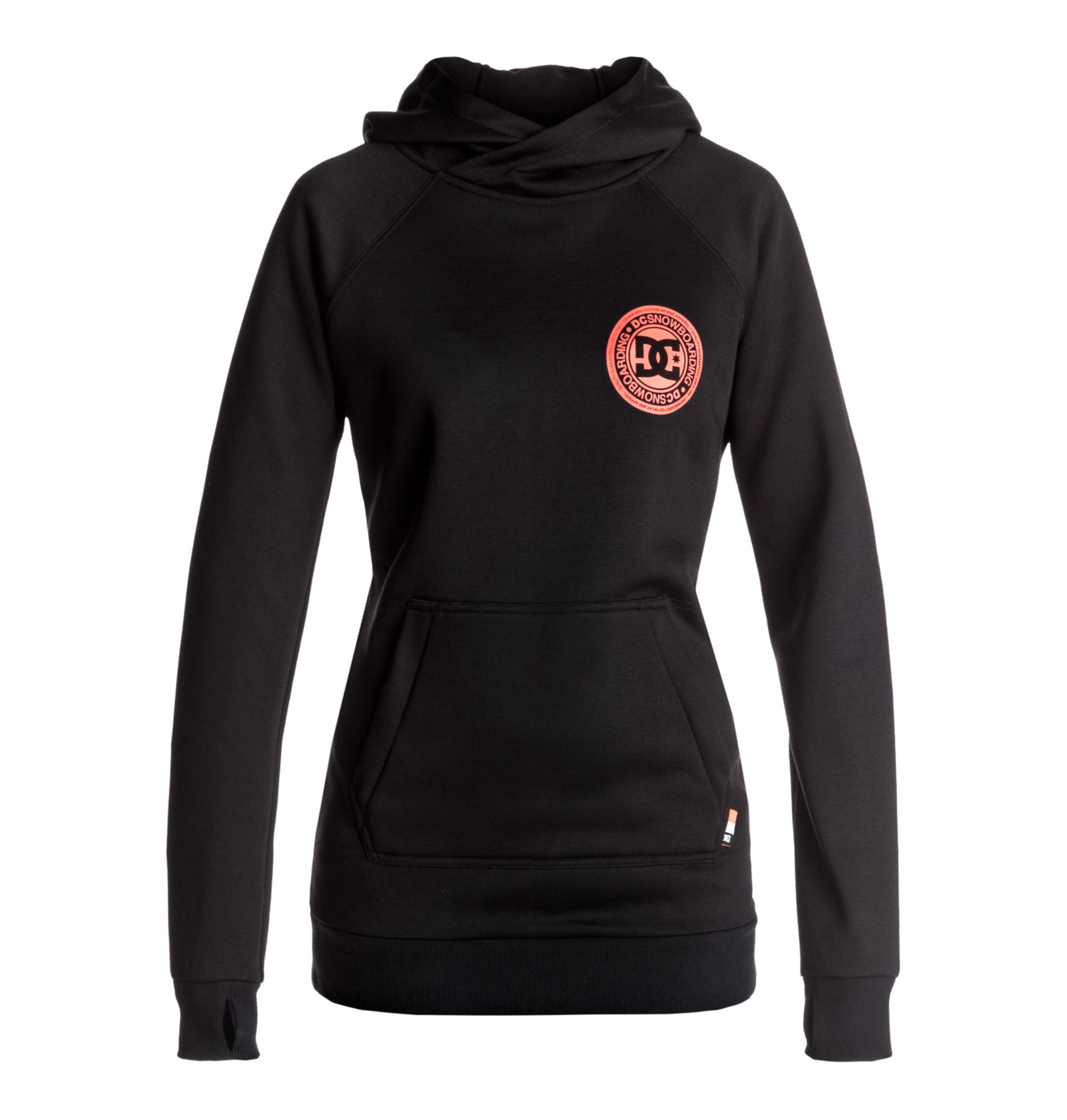 DC SHOES DC Shoes Funktioneller Riding-Pullover »Allstar«