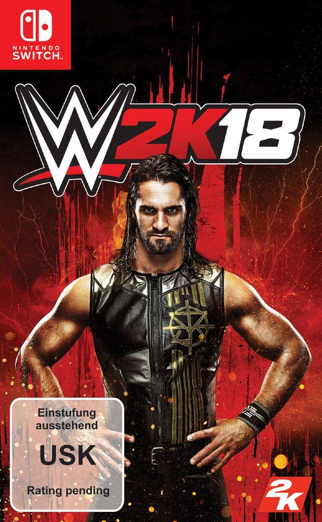2K  Nintendo Switch - Spiel »WWE 18«