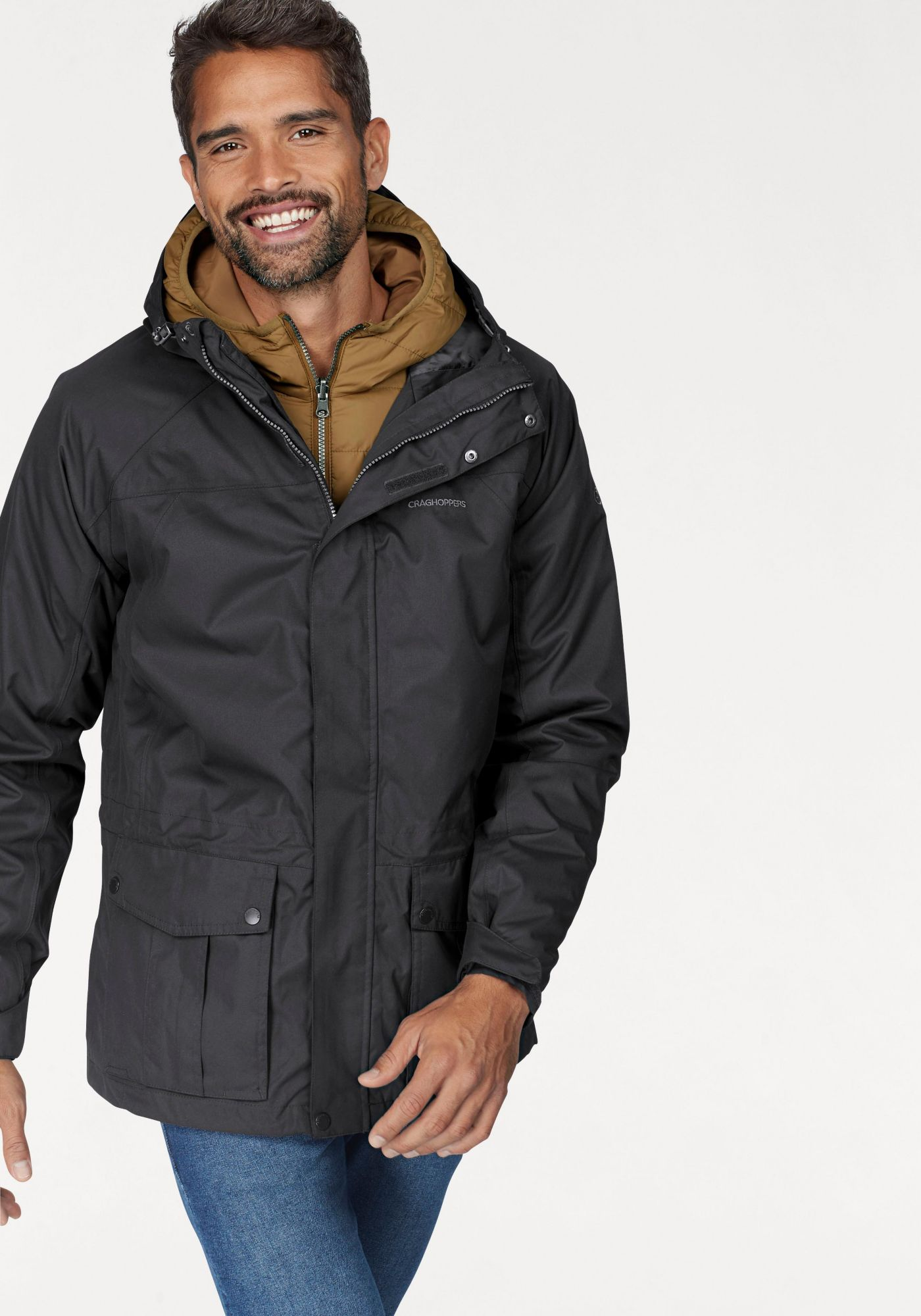 CRAGHOPPERS Craghoppers 3-in-1-Funktionsjacke »KIWI«