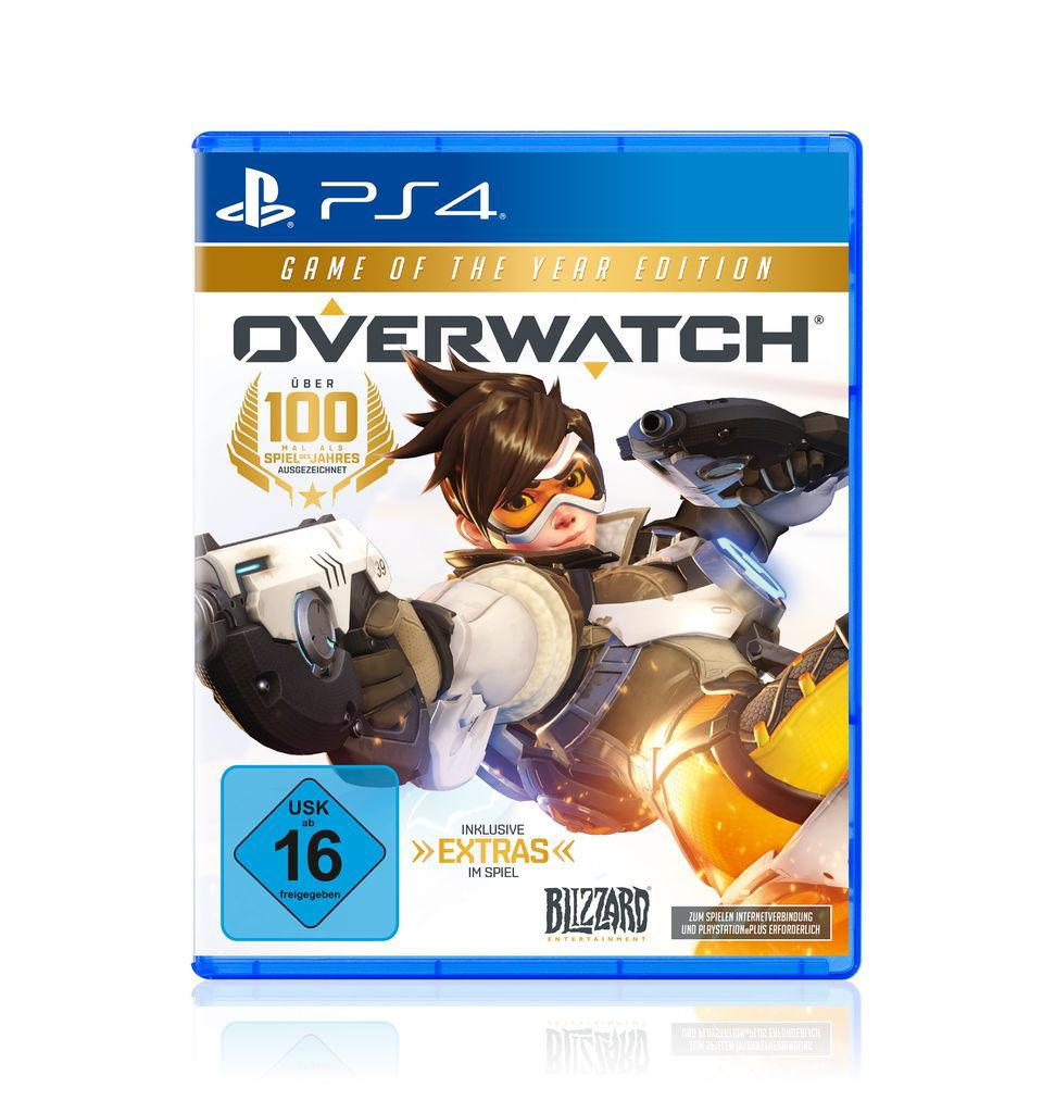BLIZZARD Blizzard Playstation 4 - Spiel »Overwatch - Game of the Year Edition«