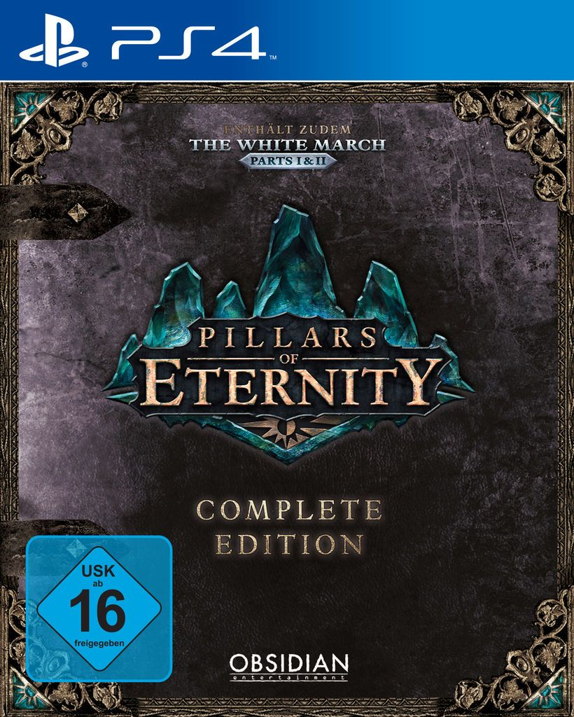 505 GAMES 505 Games Playstation 4 - Spiel »Pillars of Eternity - Complete«