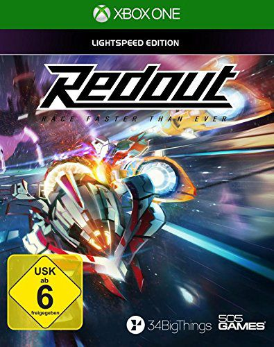 505 GAMES 505 Games XBOX One - Spiel »Redout«