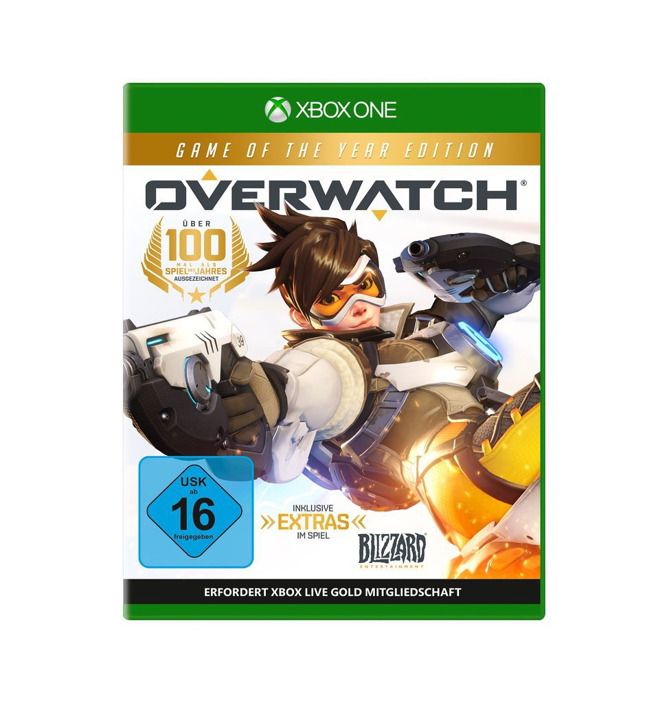 BLIZZARD Blizzard XBOX One - Spiel »Overwatch - Game of the Year Edition«
