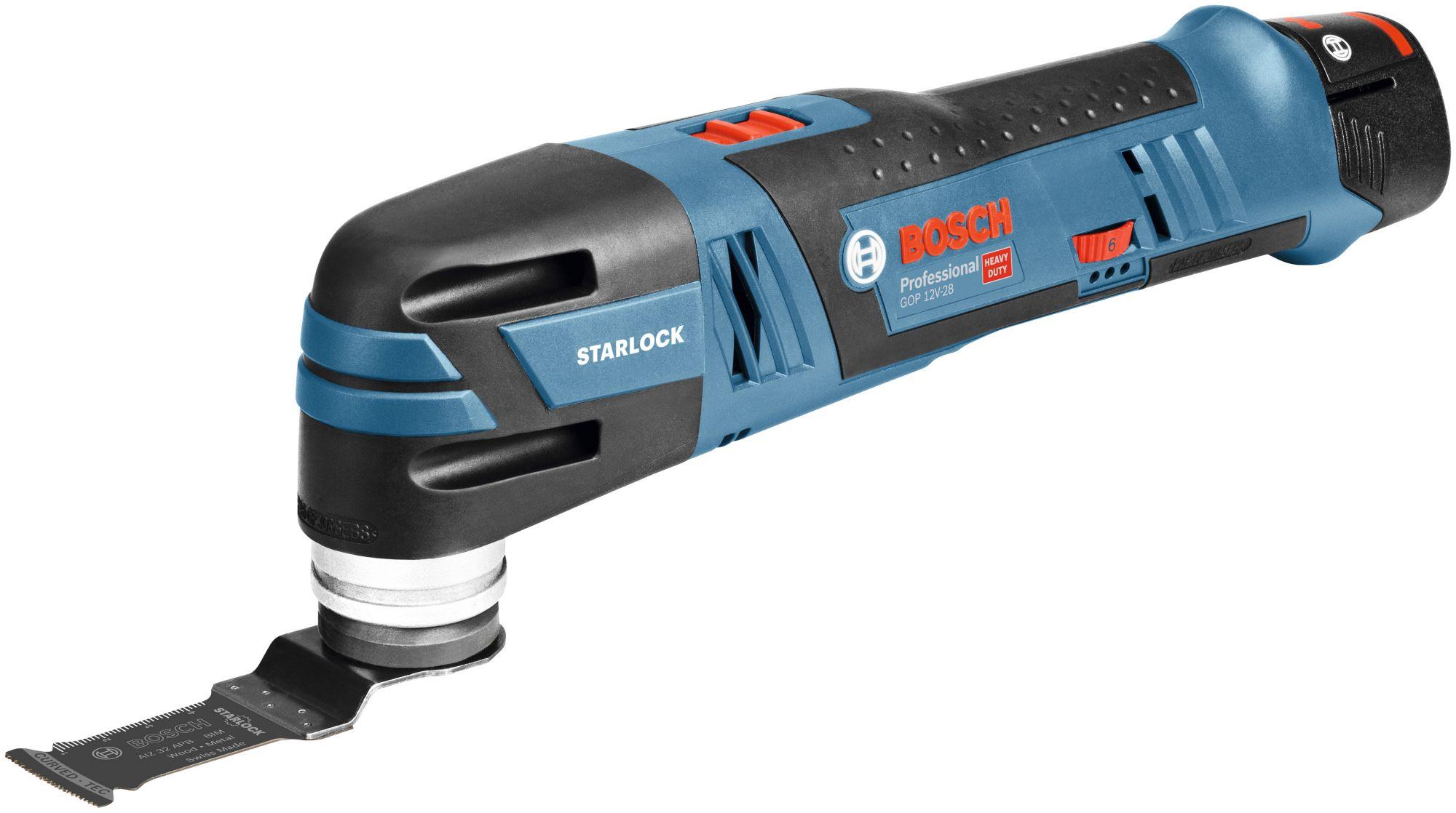 BOSCH PROFESSIONAL  Multicutter »GOP 12V-28 Professional«, 12V