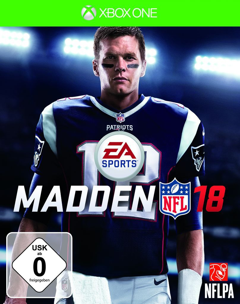 ELECTRONIC ARTS Electronic Arts XBOX One - Spiel »MADDEN NFL 18«