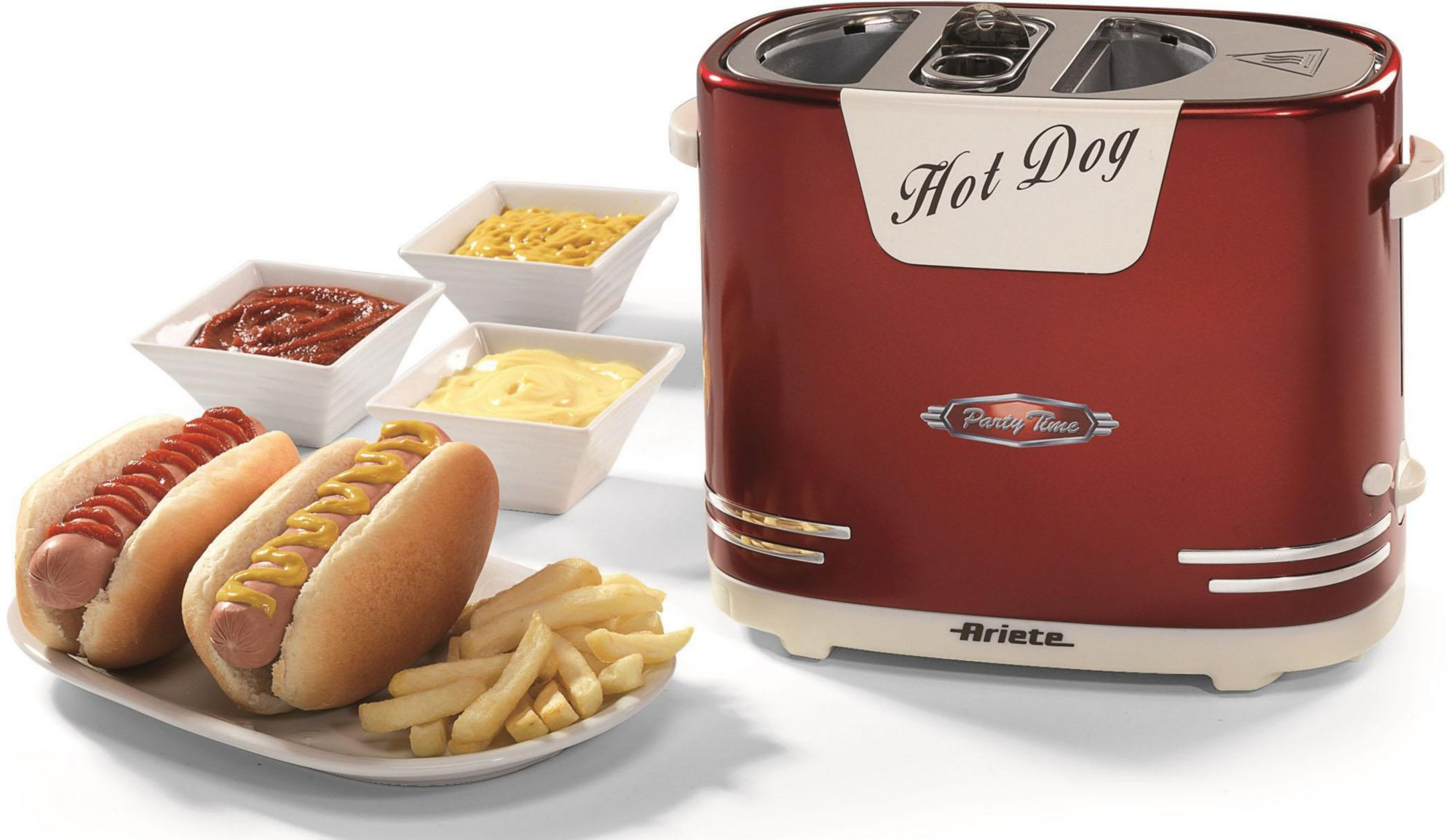 ARIETE Ariete Hot Dog Maker 186 Party Time