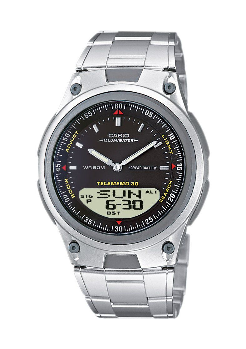 CASIO COLLECTION Casio Collection Chronograph »AW-80D-1AVES«