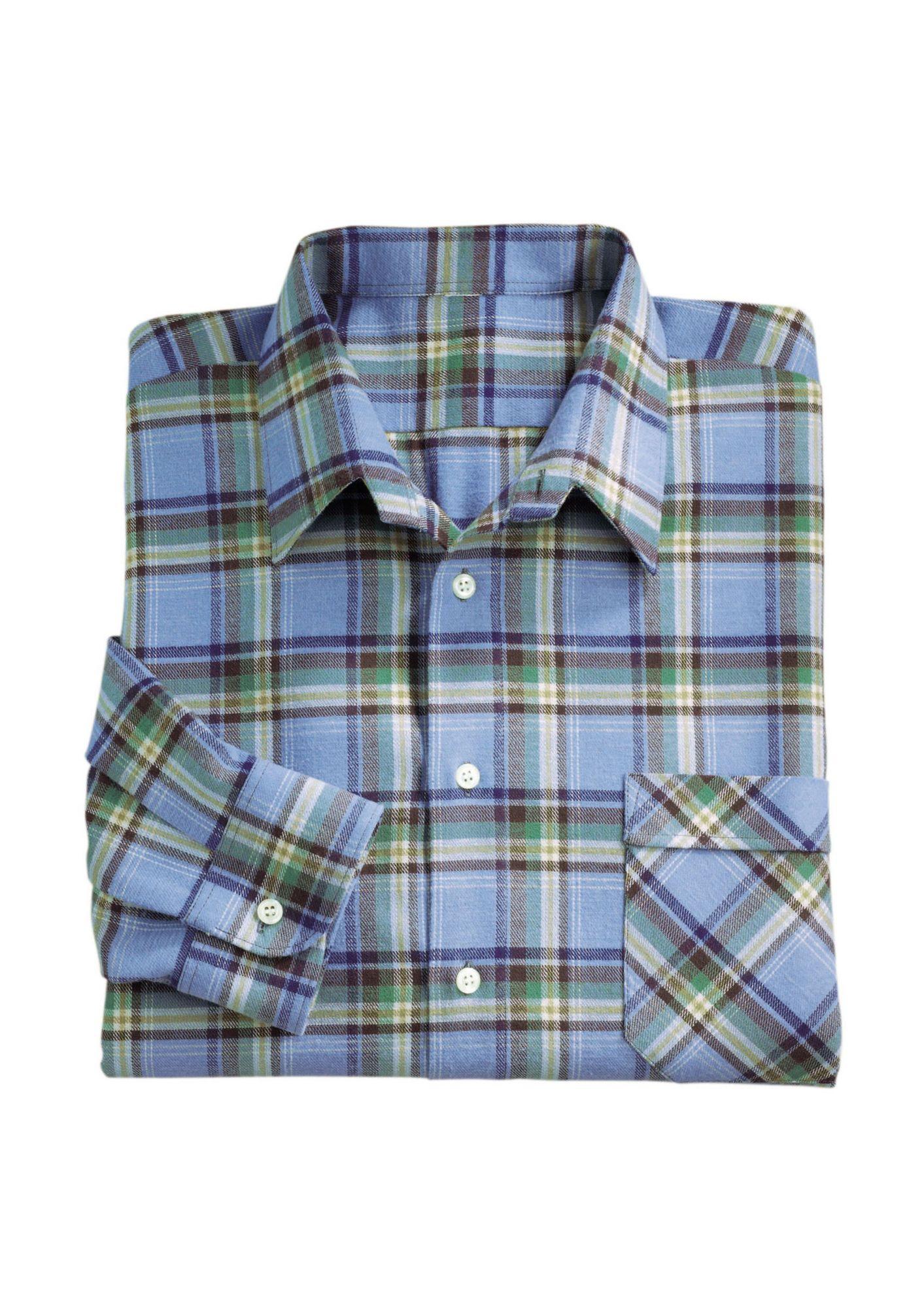 CLASSIC Classic Langarm-Hemd mit Kentkragen