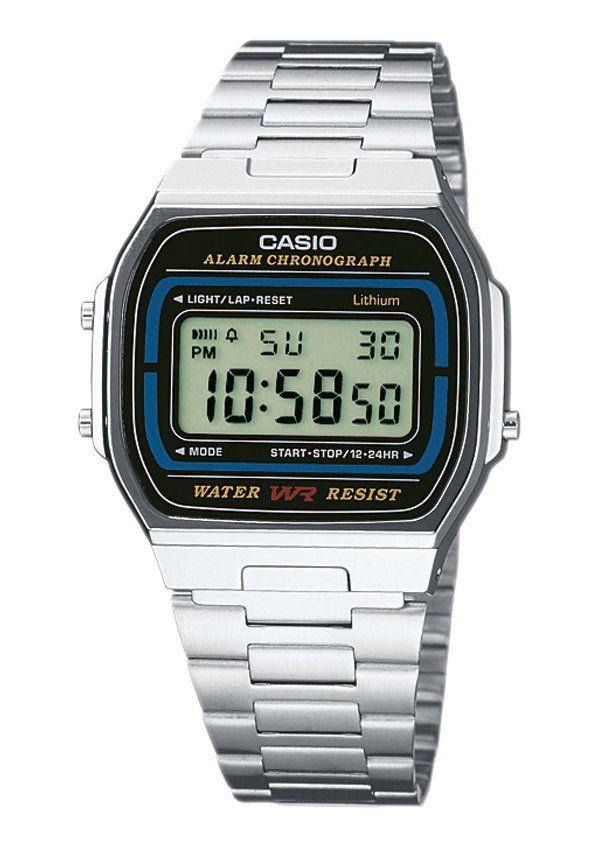 CASIO COLLECTION Casio Collection Chronograph »A164WA-1VES«