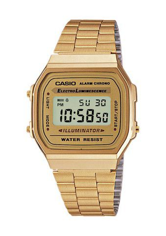 CASIO COLLECTION Casio Collection Chronograph »A168WG-9EF«