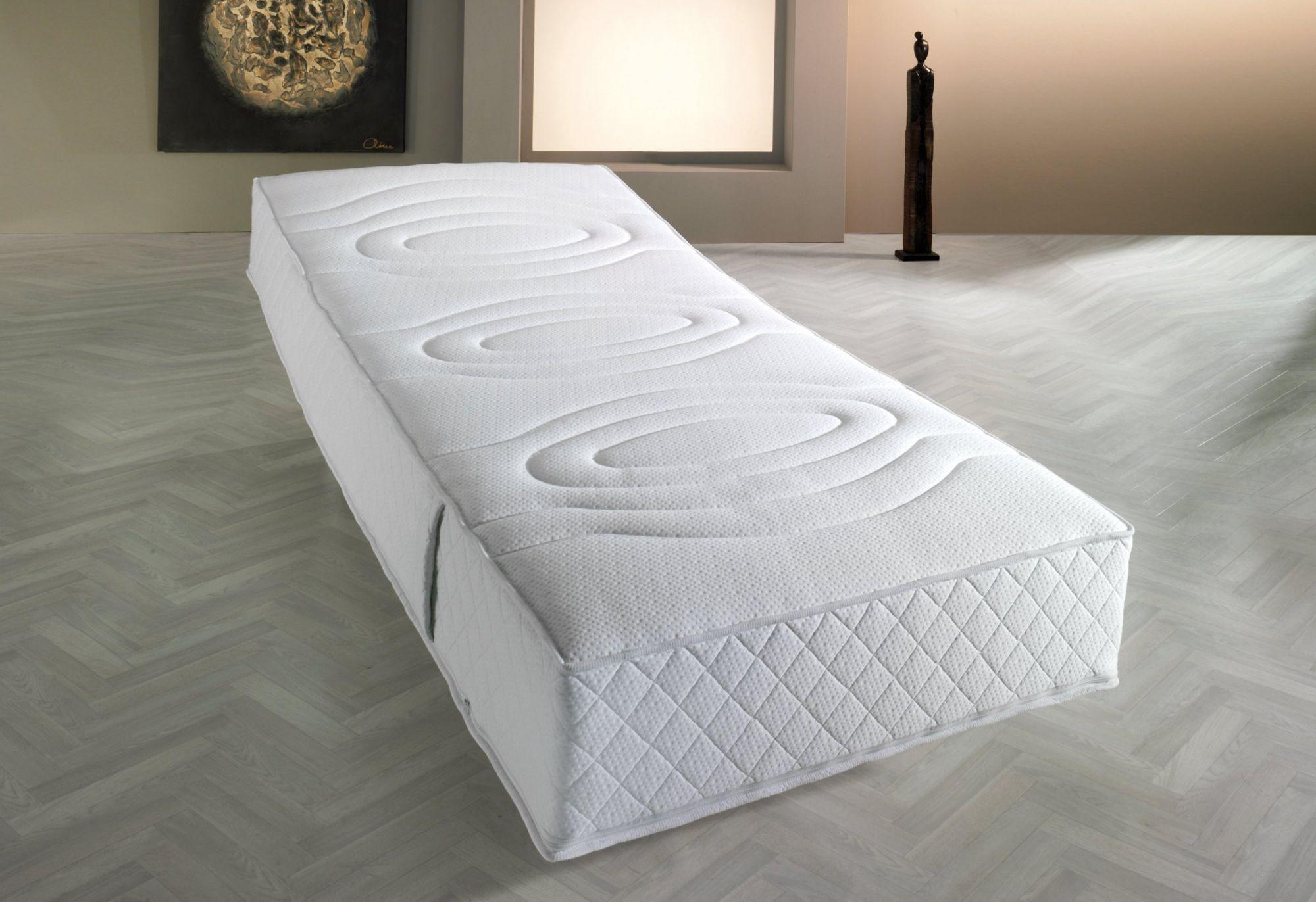FAN FRANKENSTOLZ Taschenfederkernmatratze, »Komfort 1.000 T«, f.a.n. Frankenstolz, 26 cm hoch, 900 Federn